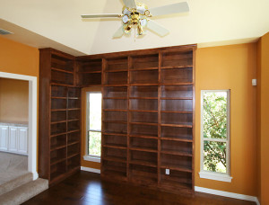 Bookcase Finished Project
