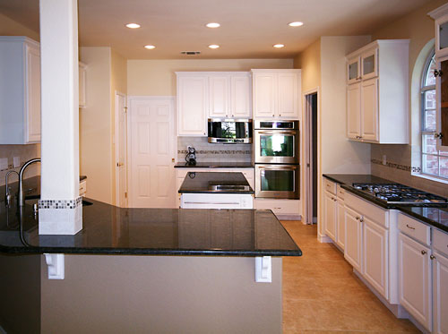 Various Kitchen Remodeling Projects
