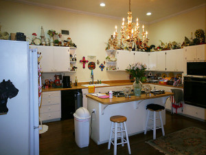 Spanish Kitchen Before Remodeling