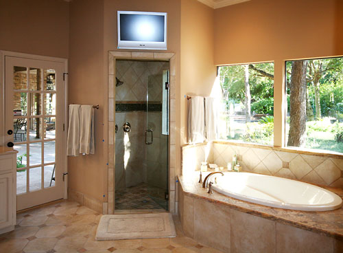 Bathroom Structural Remodeling