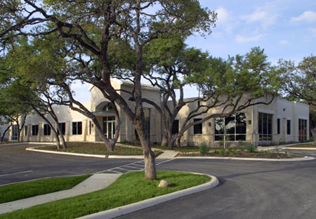 Rogers Ranch Custom Office Building