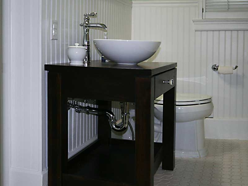 Vanity Design and Installation