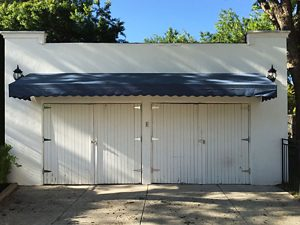 Spanish Garage Before
