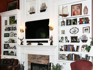 Fireplace Cabinets Preview