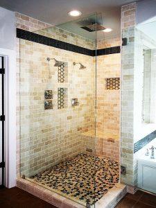 Walk-In Shower for Master Bath